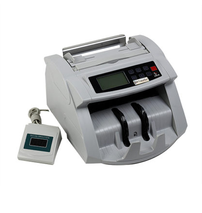 FT2060 Automatic Money Counter And Fake Note Detector With Voice