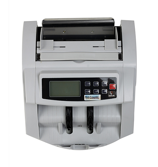 FT2060 Automatic Money Counter And Fake Note Detector With Voice-3