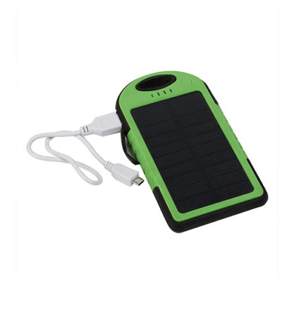 Solar Power Bank 5000mAh