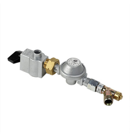 IGT High Pressure Lpg Regulator Cum Safety Device Kit